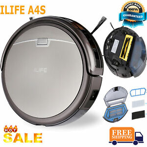 ILIFE-A4S-Smart-Vacuum-Cleaner-Staubsauger-Roboter-Sweeping-Cleaning-Machine-EU