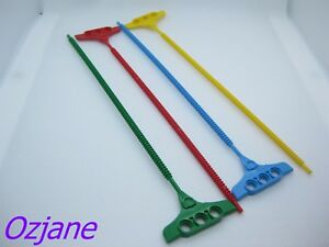 LEGO PART 11126 RIP CORD WITH HANDLE RED X2 NEW CHIMA SPEEDORZ