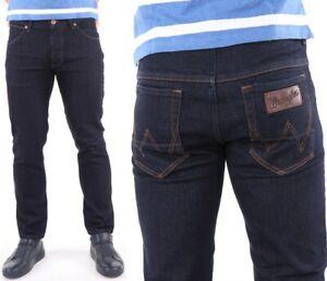 Kleidung & Accessoires Verantwortlich Wrangler Herren Jeans Boyton Rinse W29-w38 Aromatischer Charakter Und Angenehmer Geschmack