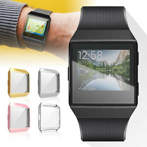 Screen-Protector-Protective-Case-Cover-for-Fitbit-Ionic-Accessories-Smart-Watch