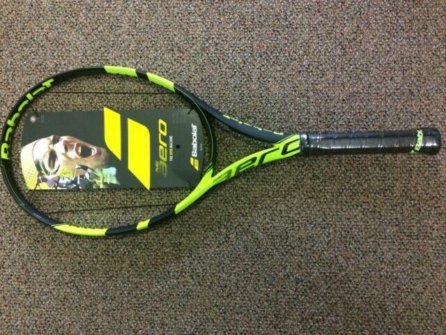Babolat Pure Aero Tennis Racquet 2015 Green Yellow Nadal Rafa Size 2 Classic For Sale Online Ebay