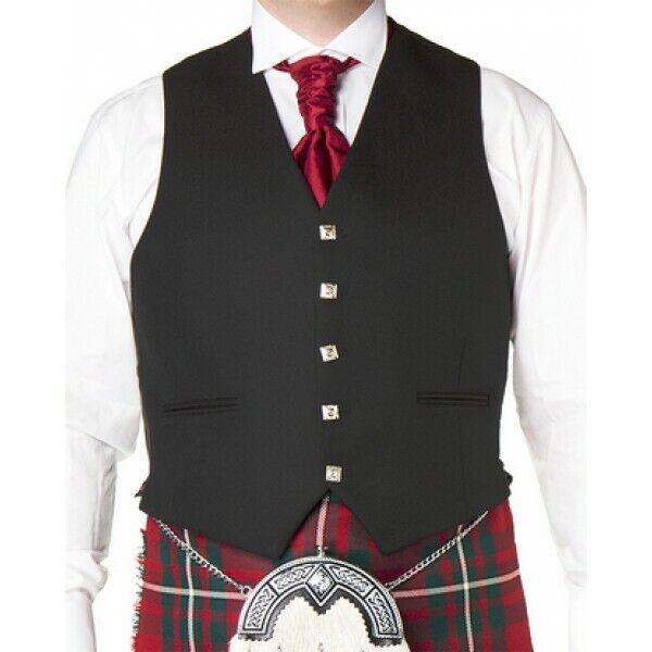 Argyll Kilt 5 Button Waistcoat (Ex-Hire)