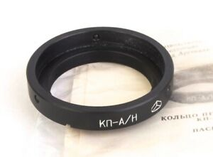 KP-A-N-Adapter-Mount-034-A-034-Lens-to-Nikon-F-Mount-Camera-Jupiter-37A-11A-Tair-3A-3S