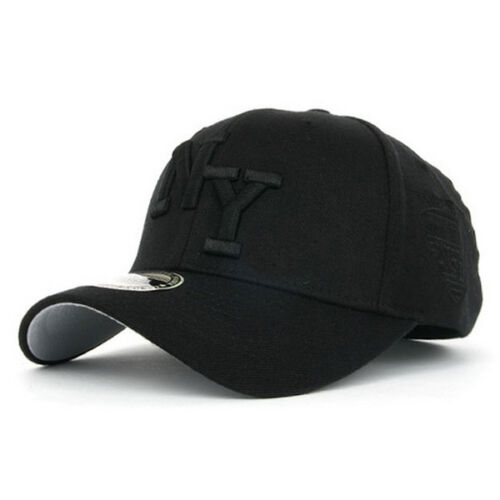 New York Embroidery Fitted Trucker Hat Baseball Cap Hat 117E
