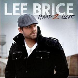 LEE-BRICE-HARD-2-LOVE-CD-NEW