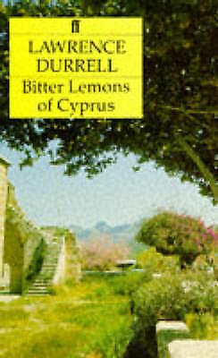 Bitter Lemons-Oe, Durrell, Lawrence, Very Good Book