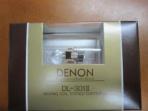 Denon-DL-301-Moving-Coil-MC-cartridge-DL301II