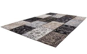 Modern-Vintage-Style-Patchwork-Rug-in-Silver-Multi-120-x-170-cm-4-039-x5-039-6-034-Carpet