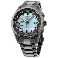 Seiko Astron GPS Solar World Time Ceramic & Titanium LIMITED Men's Watch SSE091