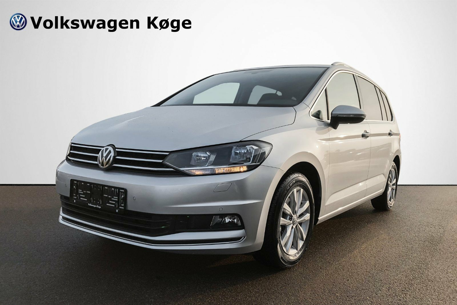 VW Touran 1,4 TSi 150 Highline DSG BMT 5d - 359.900 kr.