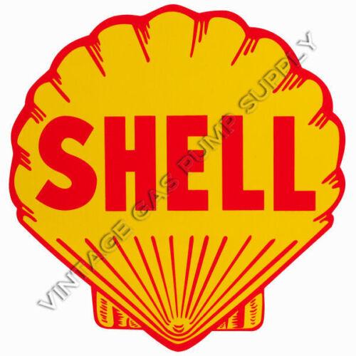 """DC116D Shell 2/"""" Vinyl Decal"""