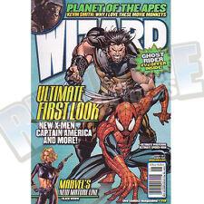 WIZARD THE COMIC MAGAZINE #119 VF