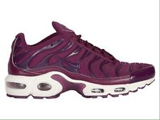 Size 6 Women's Nike Air Max Plus TN Tunned Bordeaux Purple