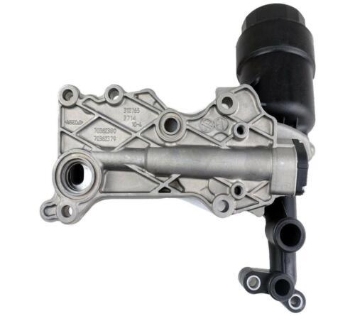 Pour Mercedes Classe C SLK E CLS S Sprinter Oil Filter Housing /& COOLER GLK
