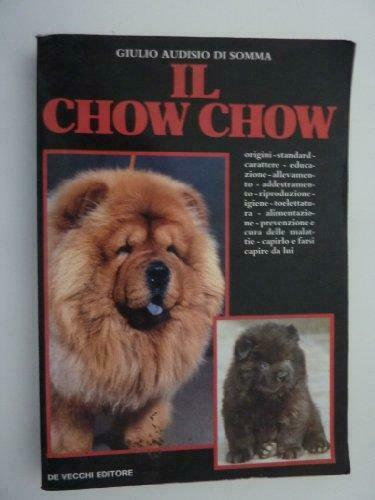 Il chow chow  Nuovo -13774