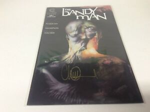THE BANDY MAN #1 SIGNED BY CHARLIE ADLARD (CALIBER PRESS/JILL THOMPSON/0218455)