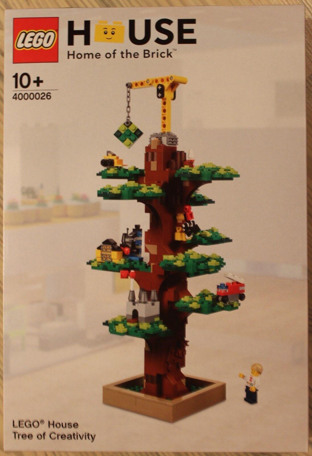 LEGO 4000026 - LEGO haus Tree of Creativity -  NEU & OVP .