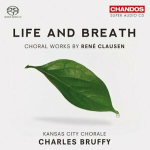 Kansas City Chorale - Clausen: Life And Breath (Choral Works) [CD]