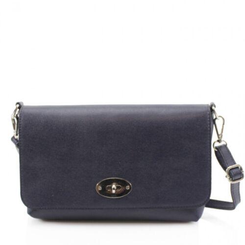 LeahWard Genuine Leather Women/'s Cross Body Bag
