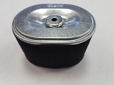 Honda 17210-ZE1-517 Wacker 0217458 Lesco 050625 Napa 7-02262 Honda 17210-ZE1-822 17210-ZE1-507 17210-ZE1-505 Cyclone Stens 100-784 Air Filter Combo Replaces