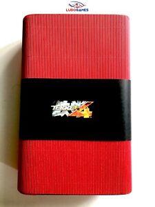 Tekken-4-Press-Kit-PS2-Presse-Videojuego-Videogame-Retro-Unpublished-Matiere