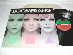 Boomerang-Self-Titled-S-T-1986-Rock-LP-Nice-NM-Vinyl-Original-Atlantic
