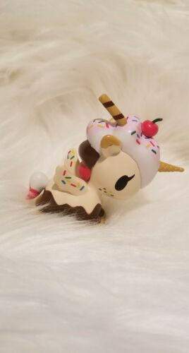 "Tokidoki UNICORNO SERIES 6 SUNDAE 3/"" Mini Vinyl Figure Toy Opened Blind Box"