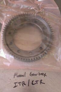 Details about Ring gear 4 4 66 Acura type r ctr itr gsr b18c5 b16b b18c1  torsen lsd limited