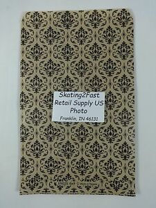 "Qty 200 Damask Print Design Paper Merchandise 6/"" x 9/"" Bag Retail Shopping"