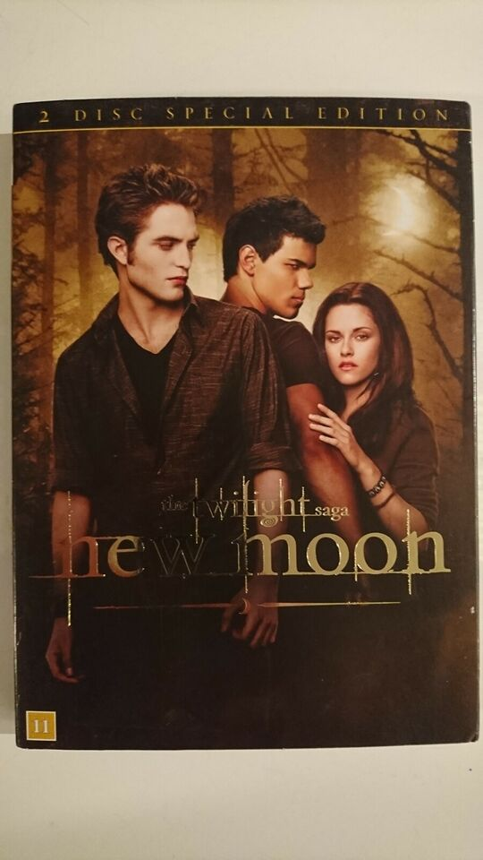 The Twilight Saga - New Moon (2-Disc Special Edit),