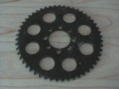 54 Dents Arrière Pignon 801-54 84-03 STD est 51 Suzuki TS50X // TS50 xke-xkr