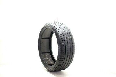 5.5//32 Used 245//45R18 Pirelli Cinturato P7 MOE Run Flat 100H