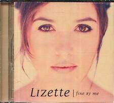 Lizette - Fine By Me - CD - NEW - 12Tracks 1998