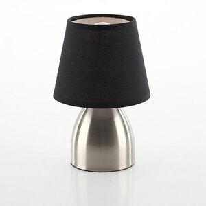 Lampe-Tactile-3-intensites-de-chevet-pied-en-metal-Noir-Deco-Bureau-Luminaire