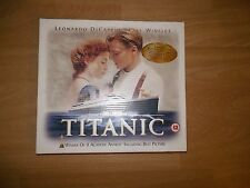 Titanic Limited Edition Collectors VHS Gift set