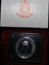 1978 EDMONTON COMMEMORATIVE PROOF-LIKE SILVER (50%) DOLLAR   LOT 041021