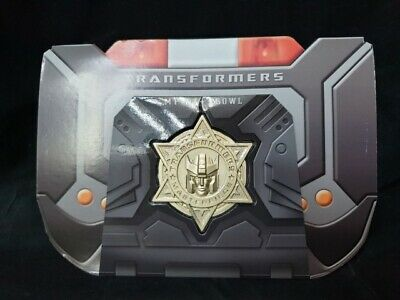 Transformers MP-17 Prowl Bonus Collector Coin