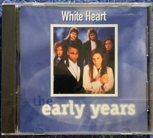 White Heart Early Years CD Star Song Records New Read The ...