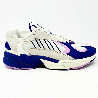 Details about Adidas Yung 1 Dragon Ball Z Frieza Purple Pink White Mens Sneakers D97048