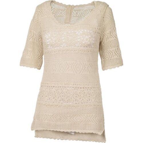 Bnwt Bomuld Face Lace Ivory Fat Harpford shirt T Women's 100 ZqT8Tz