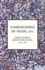 Campaigning in Oude, Etc. by Major General John Ryder Oliver Ra (Paperback / softback, 2015)