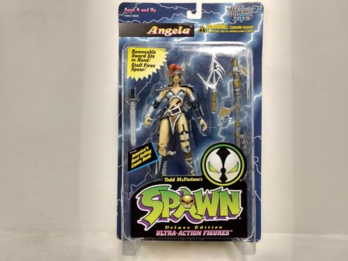 Spawn Angela Deluxe Edition Ultra Action Figure Todd McFarlane Toys 1995 t1599