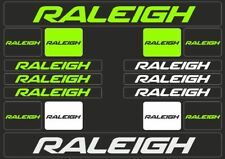 Brake Washer Decals Raleigh Foreign or Chang Star Delux choice colors - 1 pr