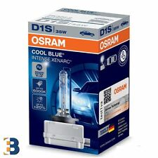 D1S COOL BLUE INTENSE Osram Xenarc Up To 6000K Xenon HID Headlight Bulb Single