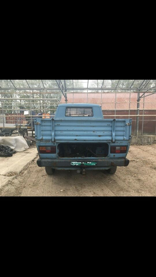VW, Transporter, Diesel