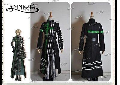 Amnesia Kent ケント Cosplay Costumes