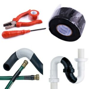 Waterproof Pipe Repair Tape plumber Stop Water Leak Taps Silicone Bonding Tape 6916299325585