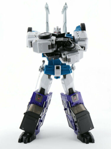 New Transformers DX9 toys D10G Hanzo Retro 2 Colors Version MP Sixshot G1 figure