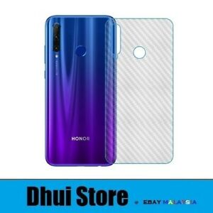 Meitu-T8-3D-Transparent-Carbon-Fiber-Back-Rear-Protective-Film