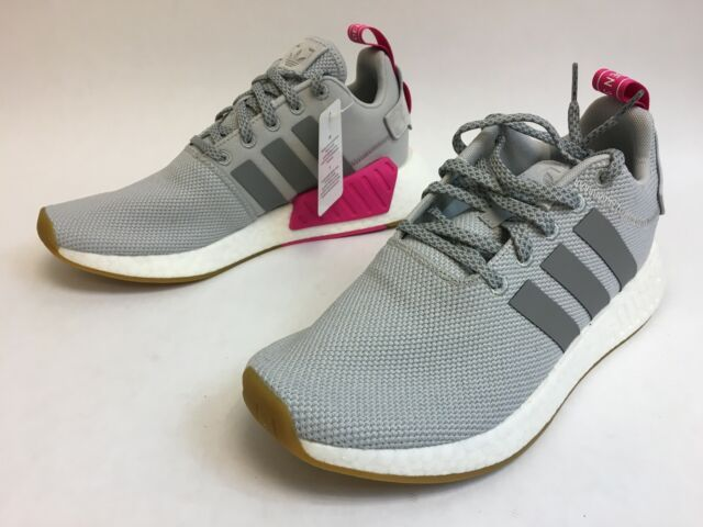 fcd6bac04eb03 Adidas Womens NMD R2 Casual Sneakers Finish Line Size 9.5 US Model BY9317